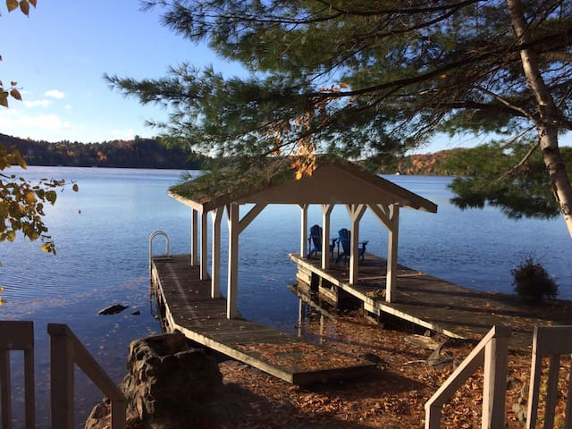 *NEW*Lake of Bays! Bayside Cottage - Dwight - Cabana