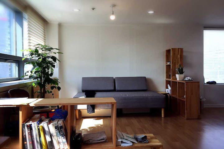 meta studio near sungshin and korea university - Seongbuk-gu - Apartamento
