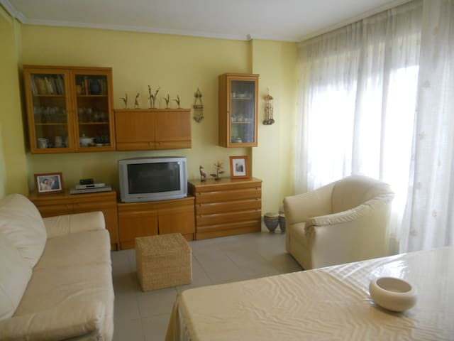 Rent two cozy rooms in Valencia - Burjassot