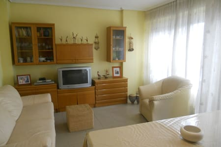 Rent two cozy rooms in Valencia - Burjassot - Wohnung