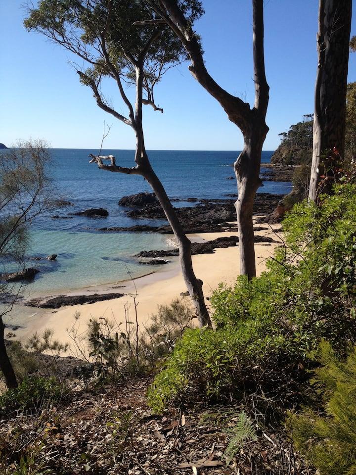 You me and the sea, Lilli Pilli NSW