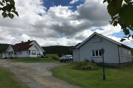 Nordbu-koselig gardshus i Gudbrandsdalen, Rondane