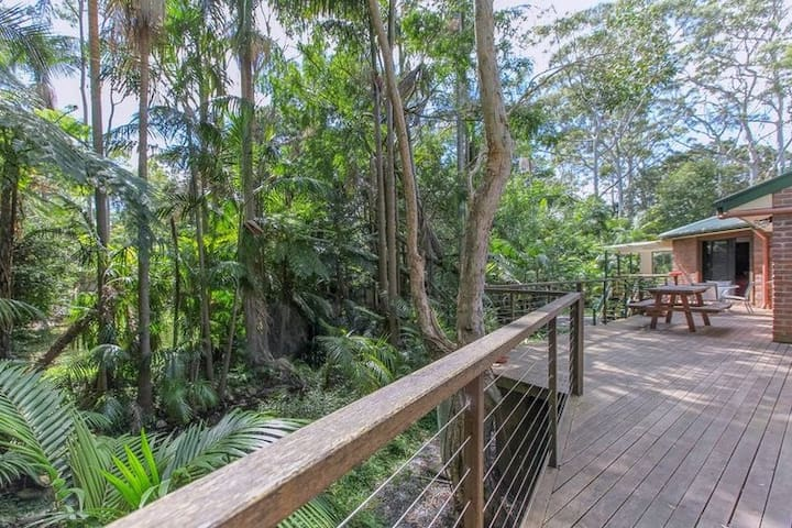 Tamborine Mountain Forest Retreat
