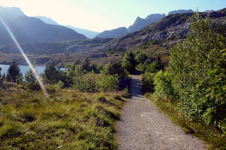 Klippen, Sørvågen i Lofoten - Nordland - 獨棟