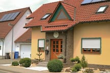 Holiday apartment with 2 bedrooms on 67 m² in Schlotheim