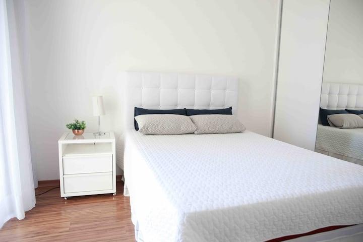 Apartamento Completo (3 quartos)