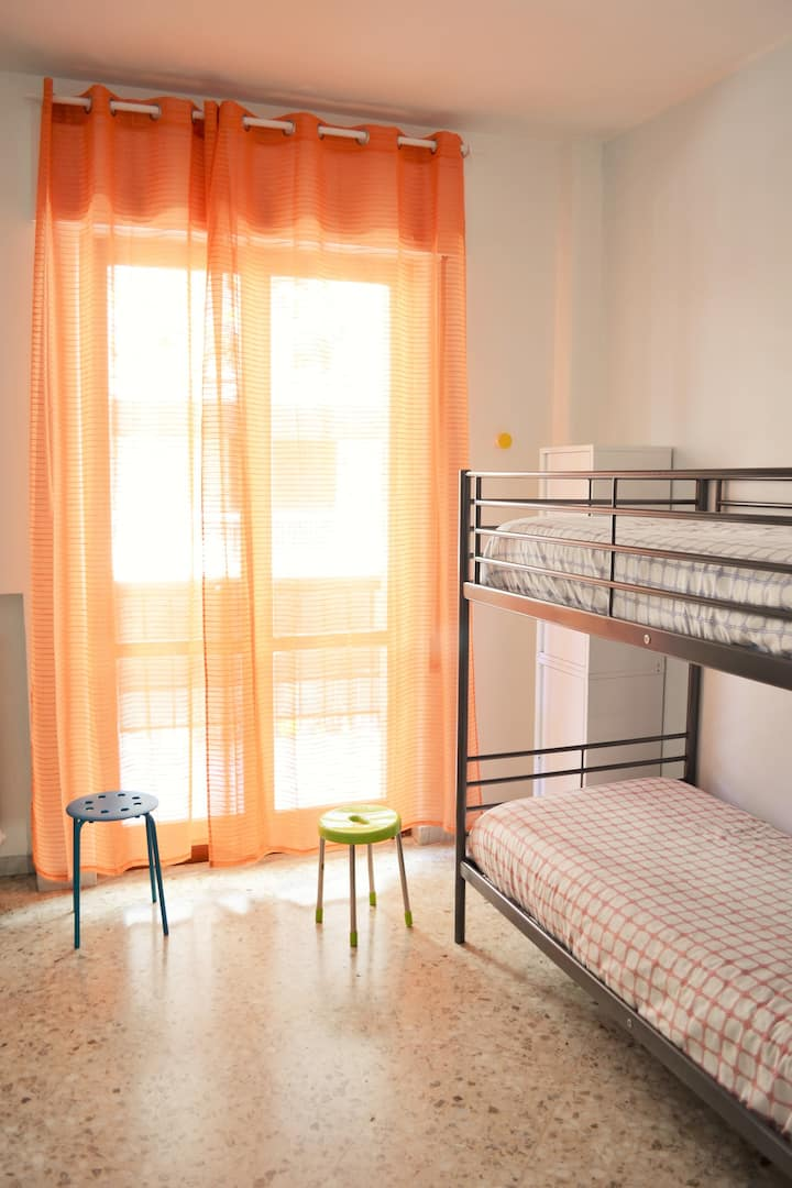 Olive Tree Hostel, 1 bed in 10 person dormitory