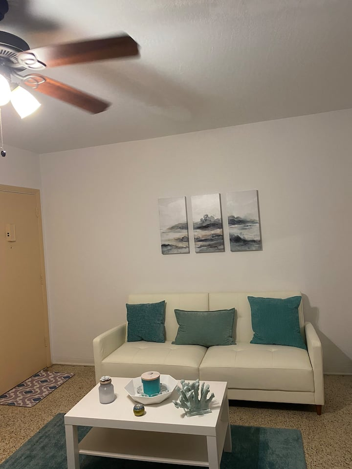 Cozy Little Havana Apartment ! Close to Everything