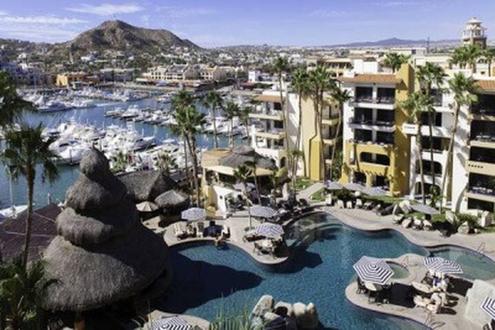 Marina Fiesta Resort & Spa- Cabo San Lucas - Cabo San Lucas - Apartment