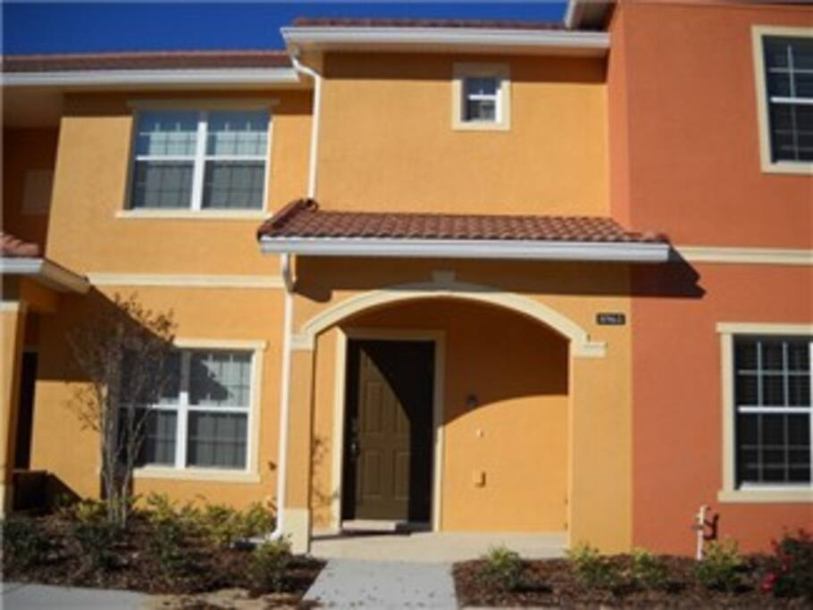 Sweet Home Vacation Disney Rentals Vacation Homes Florida Orlando Paradise Palms.
