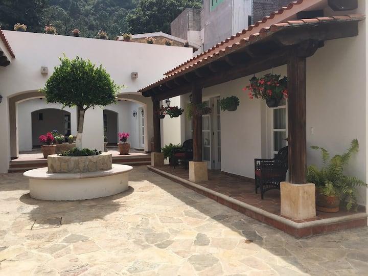Chalet Casa de Piedra