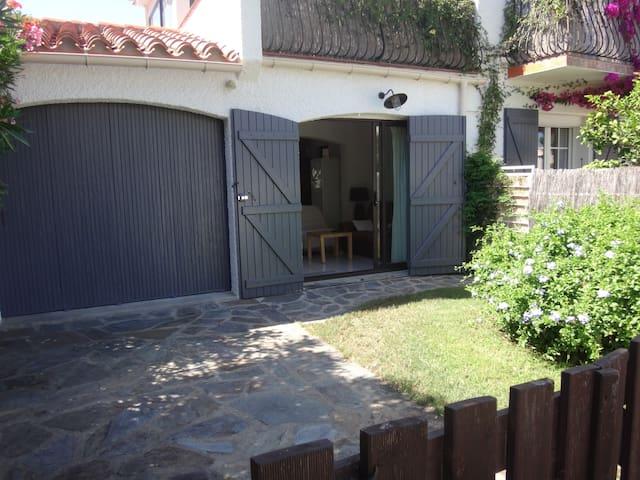 appartement F2 au calme avec jardin - Toulouges - อพาร์ทเมนท์