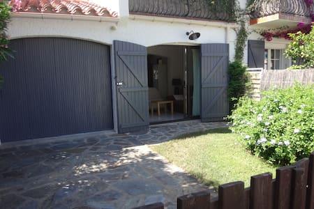 appartement F2 au calme avec jardin - Toulouges