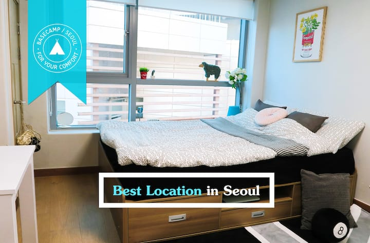 MyeongDong ★ Best Location ★ Guest house