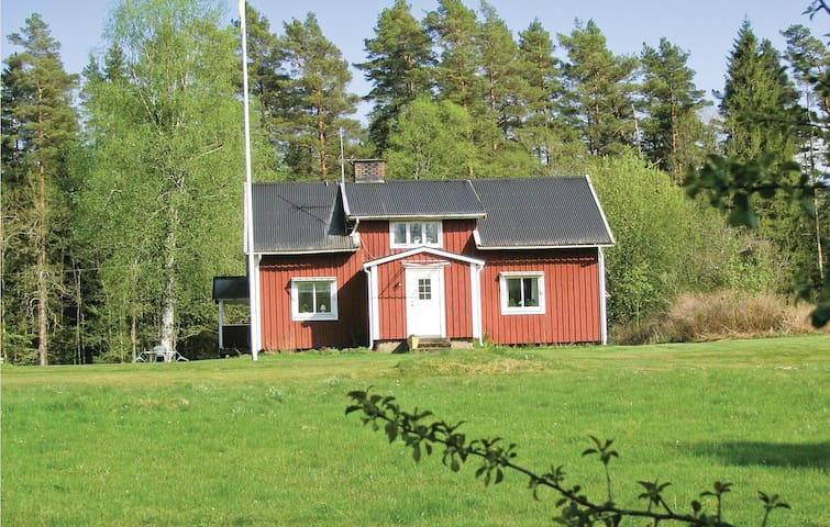 Holiday cottage with 3 bedrooms on 110m² in Långaryd