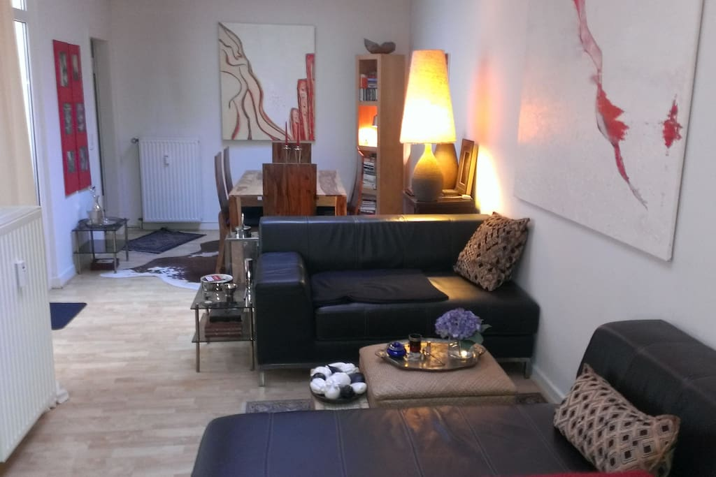 wohnung mit style im herzen von dus wohnungen zur miete. Black Bedroom Furniture Sets. Home Design Ideas