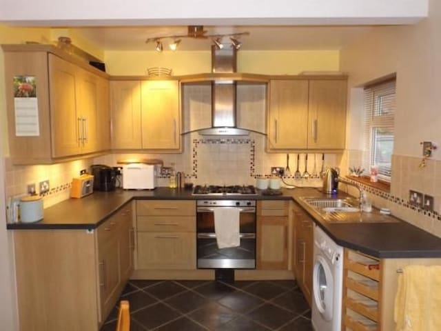 Room to rent in the peaceful village of Awsworth
