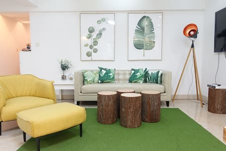  The Green House . Design Apartment in Downtown GZ - Guangzhou - Apartment