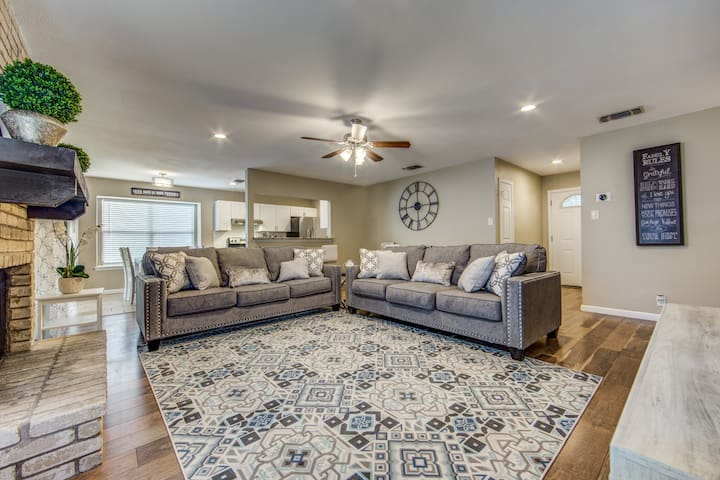 Home near Seaworld & Lackland great for BMT Grads