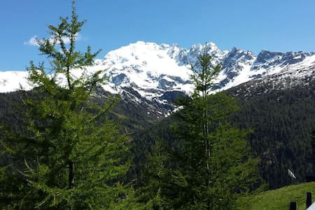 Vacanza in montagna - Valdidentro, Arnoga - Bed & Breakfast