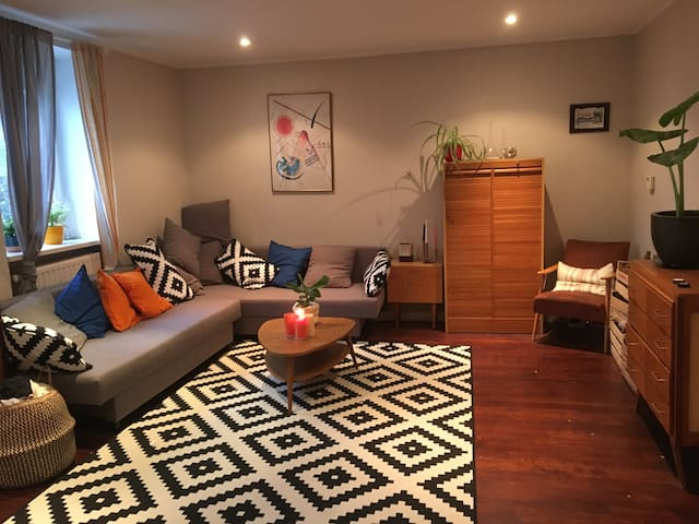 Lovely Duplex Appartement in the city center
