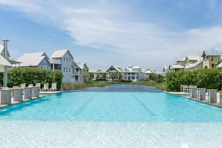 Walk to the Beach - Quiet Luxury at Cinnamon Shore - Port Aransas - Appartement en résidence