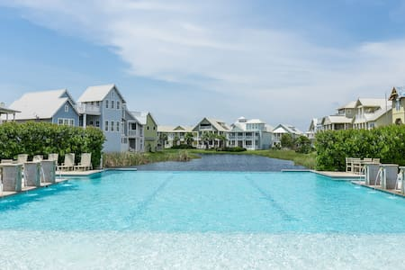 Walk to the Beach - Quiet Luxury at Cinnamon Shore - 阿蘭薩斯港(Port Aransas) - 公寓