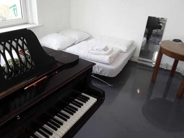 Schönes Zimmer in Musikschule
