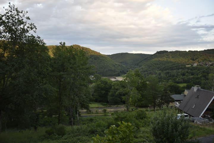 Villa avec vue sur le lac