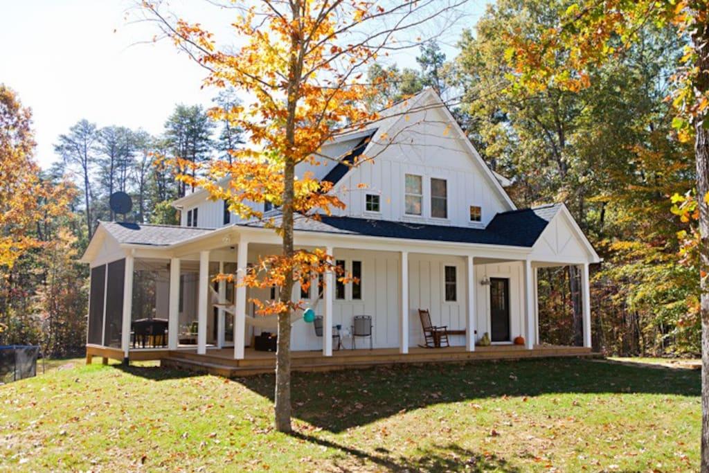 Concord Modern Farmhouse -Entire home 20min to LU ...