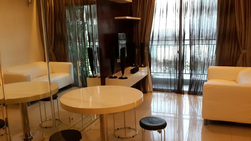 2BR Thamrin Residences -Central Jkt - Tanahabang - Apartment