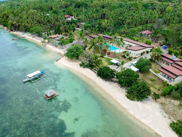 Moabog Reef and Resort