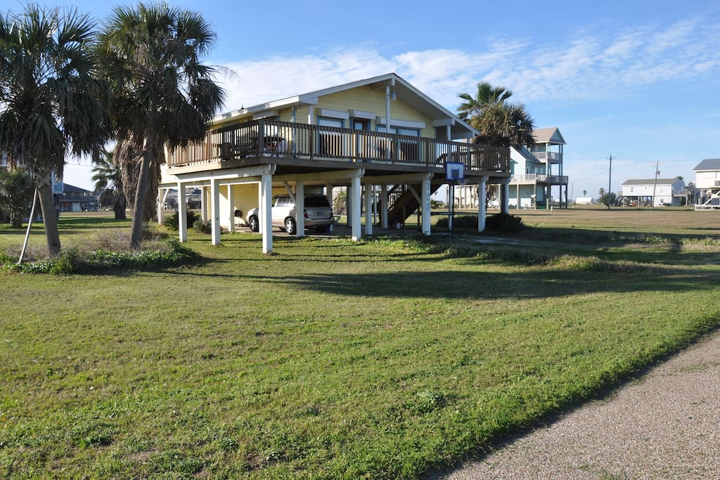 Fun Beach Home Overlooking Water Houses For Rent In