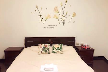台北捷運明德站 MRT 1 min 獨立衛浴套房 for 2 - 台北市 - 公寓