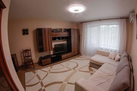 Светлая уютная 1к квартира в центре Кропивницкого