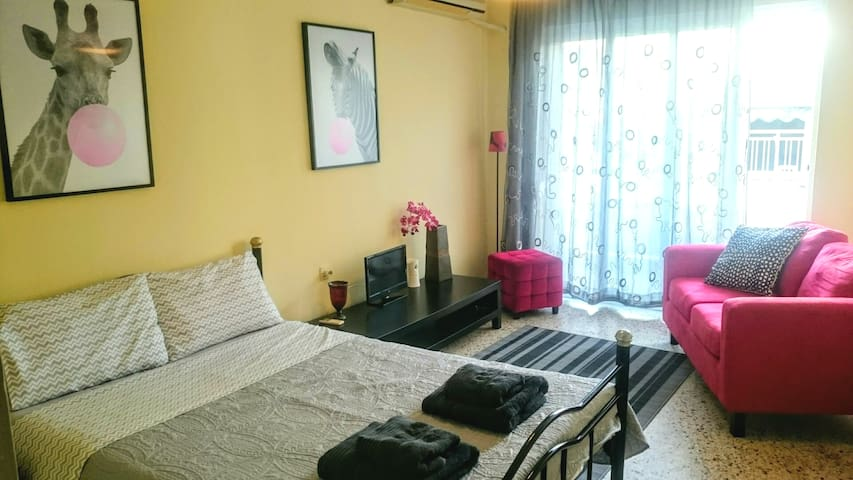 FULL APARTMENT IN NEW MIHANIONA CHRISTINA