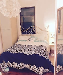 Private bedroom and bathroom in 2 BR apartment! - Mount Vernon