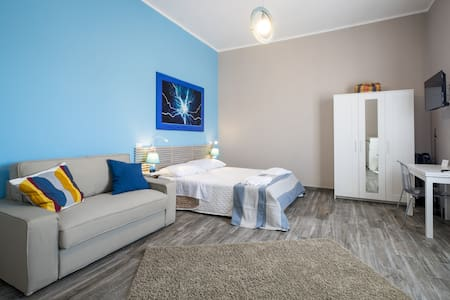 "LeCupole Luxury ""BlueRoom"""