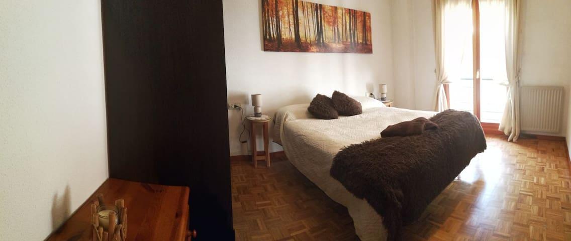 Dormitorio matrimonial, en suite