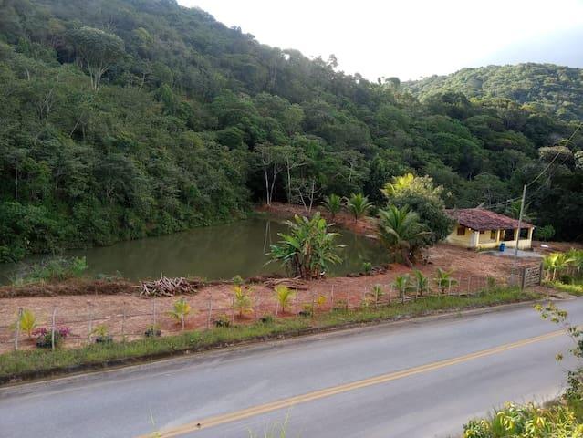 Casa de Campo em Bonito próximo as cachoeiras