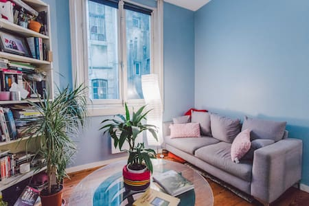 Gorgeous flat & Yoga studio -France - Bayonne