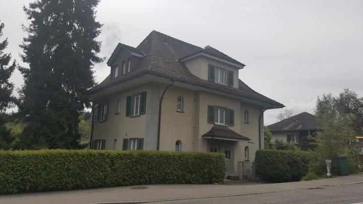 Villa Köniz - Room 3 - Einzelzimmer / Doppelzimmer