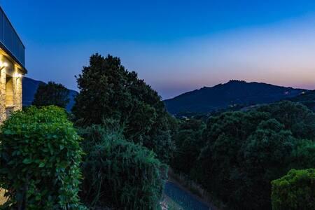 Calme et verdure près d'Ajaccio