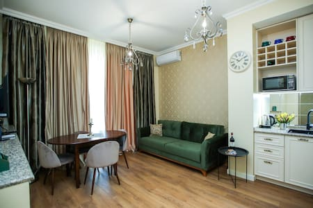 """TG"" Apartments  C- in Tbilisi -Vake"