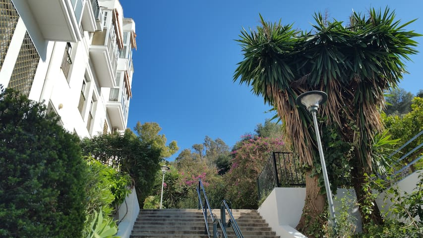Lovely private room + breakfast - Málaga - Bed & Breakfast