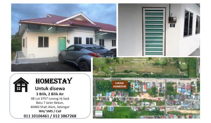 Homestay Warisan Nenda - private and comfortable