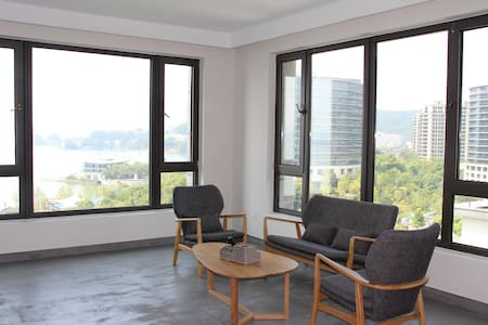 千岛湖伯爵公寓 两室豪华湖景套房 .901 - Hangzhou