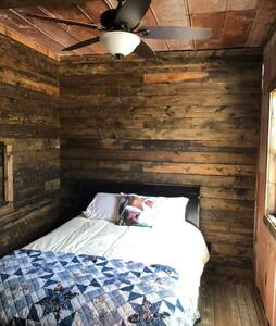Rustic Farm Suite in Bankersmith Dance Hall