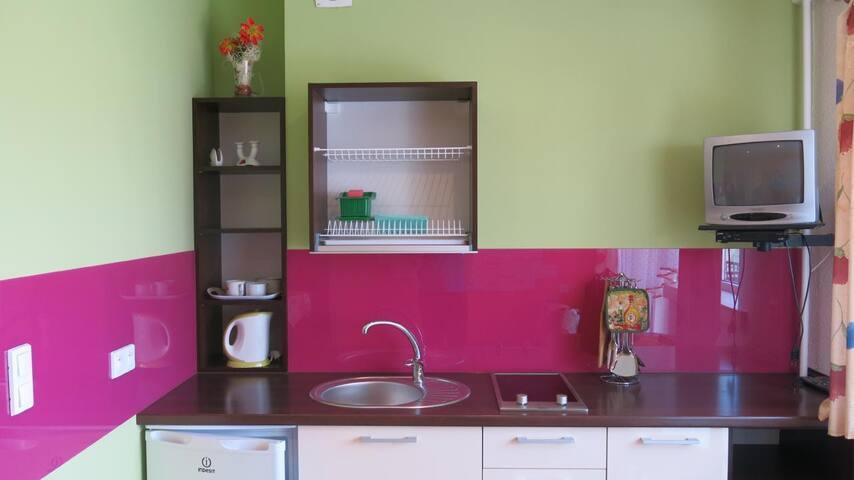 Appartement Tomek