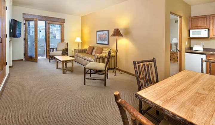 Wyndham Taos - Spacious 1 Bedroom